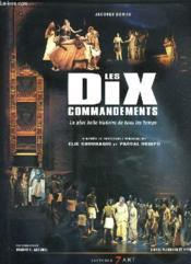 Les Dix Commandements - Couverture - Format classique