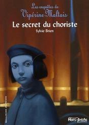 Le secret du choriste - Intérieur - Format classique