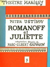 Romanoff Et Juliette. Collection : Marigny Grenier-Hussenot N° 4. - Couverture - Format classique