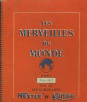 Les Merveilles Du Monde. Volume 3. 1956-1957. - Couverture - Format classique