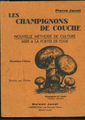 Les Champignons De Couche. Nouvelle Methode De Culture Mise A La Portee De Tous. - Couverture - Format classique