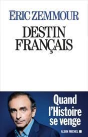Destin français - Couverture - Format classique