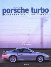 25 Ans De Porsche Turbo, Celebration D'Un Succes - Intérieur - Format classique