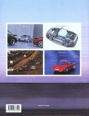 25 Ans De Porsche Turbo, Celebration D'Un Succes - 4ème de couverture - Format classique