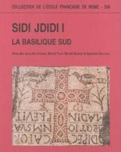 Sidi Jdidi I. La Basilique Sud (Coll) - Couverture - Format classique