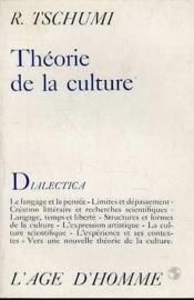 Theorie De La Culture - Couverture - Format classique