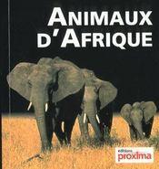 Animaux D'Afrique - Intérieur - Format classique
