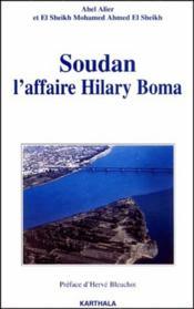 Soudan ; l'affaire Hilary Boma - Couverture - Format classique