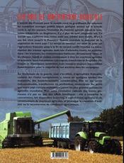 150 ans de machinisme agricole - 4ème de couverture - Format classique
