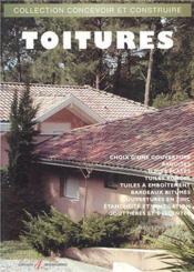 Toitures (édition 2003) - Couverture - Format classique