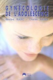 Gynecologie De L'Adolescence - Intérieur - Format classique