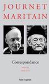 Correspondances t.6 - Couverture - Format classique