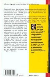 Maires, les essentiels de votre communication le guide pratique - 4ème de couverture - Format classique