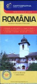 Roumanie (édition 2010) - Couverture - Format classique