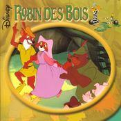 Robin Des Bois, Disney Monde Enchante - Intérieur - Format classique
