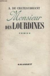 Monsieur Des Lourdines. - Couverture - Format classique