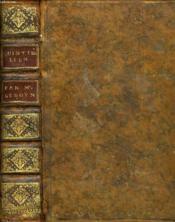 De L'Institution De L'Orateur, Traduit - Couverture - Format classique