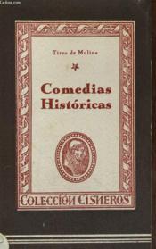 Comedias Historicas - Couverture - Format classique