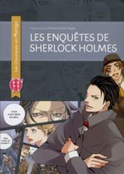 Les enquêtes de Sherlock Holmes - Couverture - Format classique