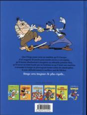 Rigolo Dingo - 4ème de couverture - Format classique