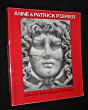 Anne & Patrick Poirier - Couverture - Format classique