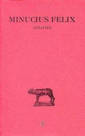 Octavius - Couverture - Format classique