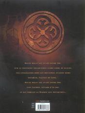 Antarcidès t.1 ; l'orphelin de Maelmordha - 4ème de couverture - Format classique