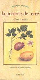 Pomme de terre (la) - chroniques du potager - Intérieur - Format classique