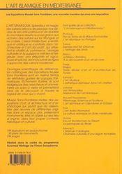 Egypte - splendeur et magie - 4ème de couverture - Format classique