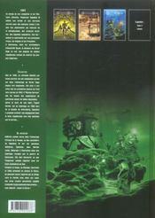 Hauteville house T.3 ; le steamer fantôme - 4ème de couverture - Format classique