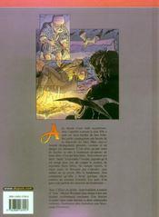 Aria t.28 ; l'élixir du diable - 4ème de couverture - Format classique