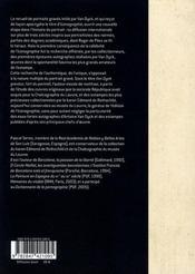 Van Dyck graveur ; l'art du portrait - 4ème de couverture - Format classique