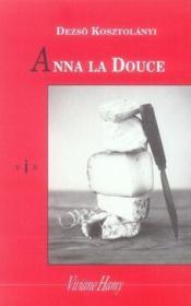 Anna la douce - Couverture - Format classique