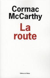 La route - Intérieur - Format classique
