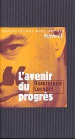 L'avenir du progrès - Intérieur - Format classique