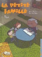 La petite famille t.1 ; pepe - Intérieur - Format classique