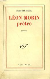 Leon Morin, Pretre. - Couverture - Format classique
