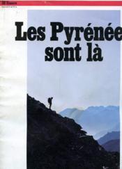 Revue Sud Ouest - Les Pyrenees Sont La - Le Ski A 84 Nas - Les Fuyards - Couverture - Format classique