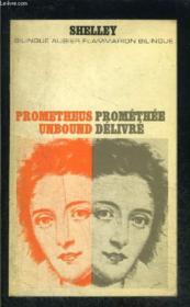 Promethee Delivre- Collection Bilingue Aubier N°5 - Couverture - Format classique