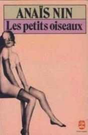 Les petits oiseaux ; erotica t.2 - Couverture - Format classique