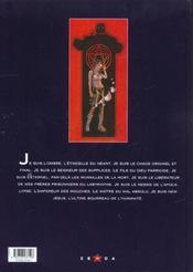 Magika t.2 ; les versets de feu - 4ème de couverture - Format classique