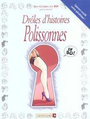 Drôles d'histoires polissonnes - Intérieur - Format classique