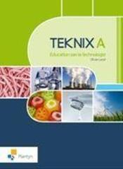 Teknix A ; éducation par la technologie - Couverture - Format classique