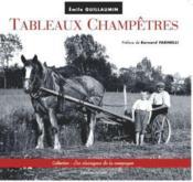 Tableaux champêtres - Couverture - Format classique