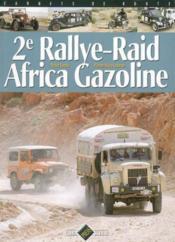 2e rallye-raid africa gazoline - Couverture - Format classique