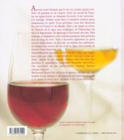 Les vins du monde - 4ème de couverture - Format classique