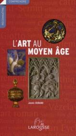 L'art au Moyen Age - Couverture - Format classique