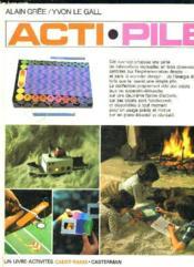 Acti Pile. - Couverture - Format classique