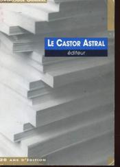 Catalogue General - 20 Ans D'Edition - Couverture - Format classique