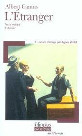 L'étranger - Intérieur - Format classique